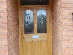 Ash door