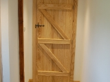 Ash Ledged And Braced Door