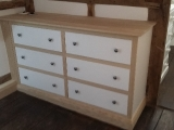 Ash Fitted Bedroom Furniture