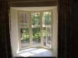 Wooden Secondary Glazing Panels